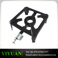 single burner table gas stove ,outdoor iron stove