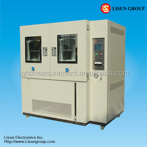 SC-015 Automatic iec60529 dust sand ipx test equipment for luminaires measure