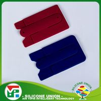 High level multicolour cell phone case card holder