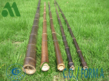 Natural Black Bamboo Poles, Black Bamboo Sticks, Black Bamboo Canes