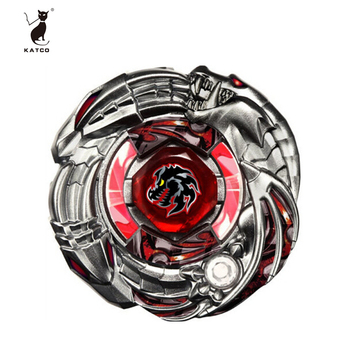 Beyblade Metal Fusion 4D BBG16 Dark Knight With Launcher Spinning Top For Christmas Toys free shipping