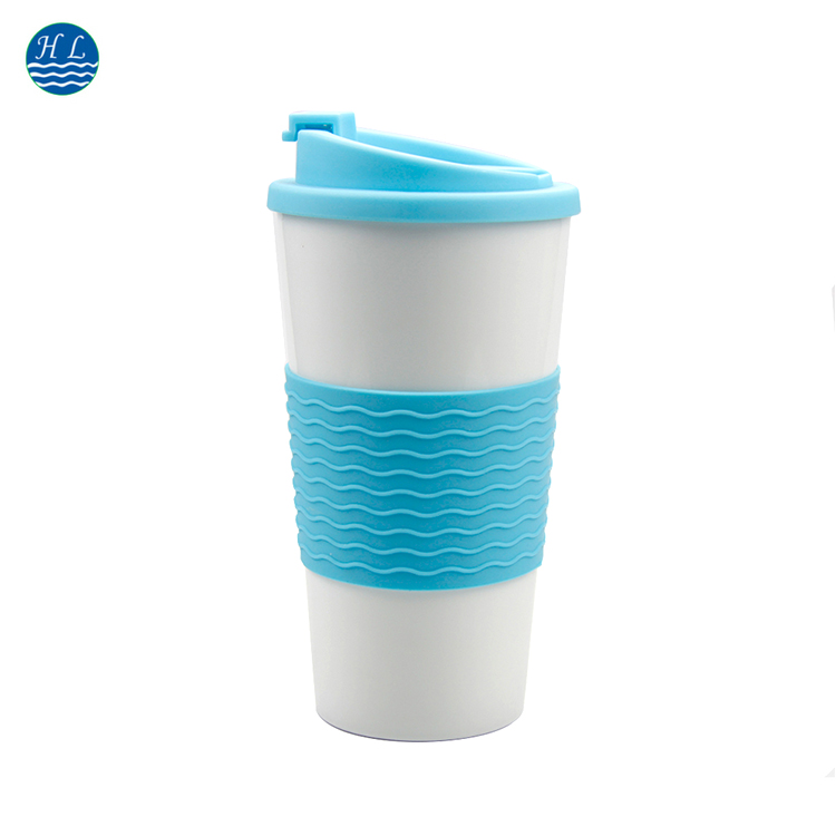 Promotional beautiful stylish cool disposable coffee cups and lids and sleeves