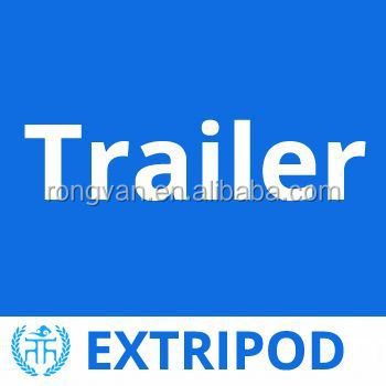 Trade Assurance OEM soft floor camping trailer