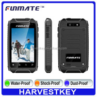 3.5 inch hot sale 3G cheapest rugged phone waterproof IP67 android 4.2 5.0mp camera