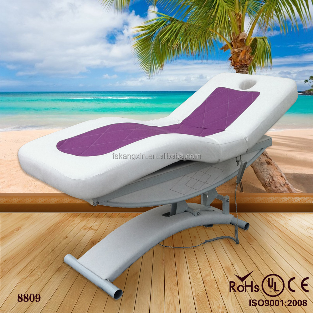 Best adjustable jade roller massage bed km-8809