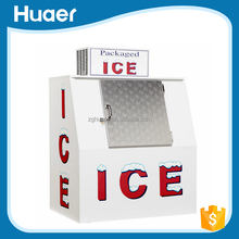 Outdoor Bagged Ice Merchandiser