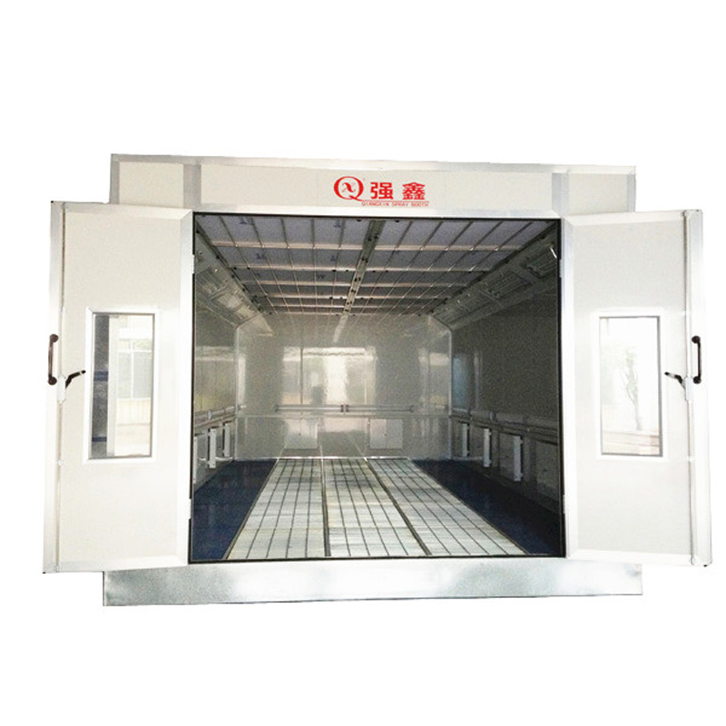 CE Approved Electric Heating Car Spray Paint Baking Booth