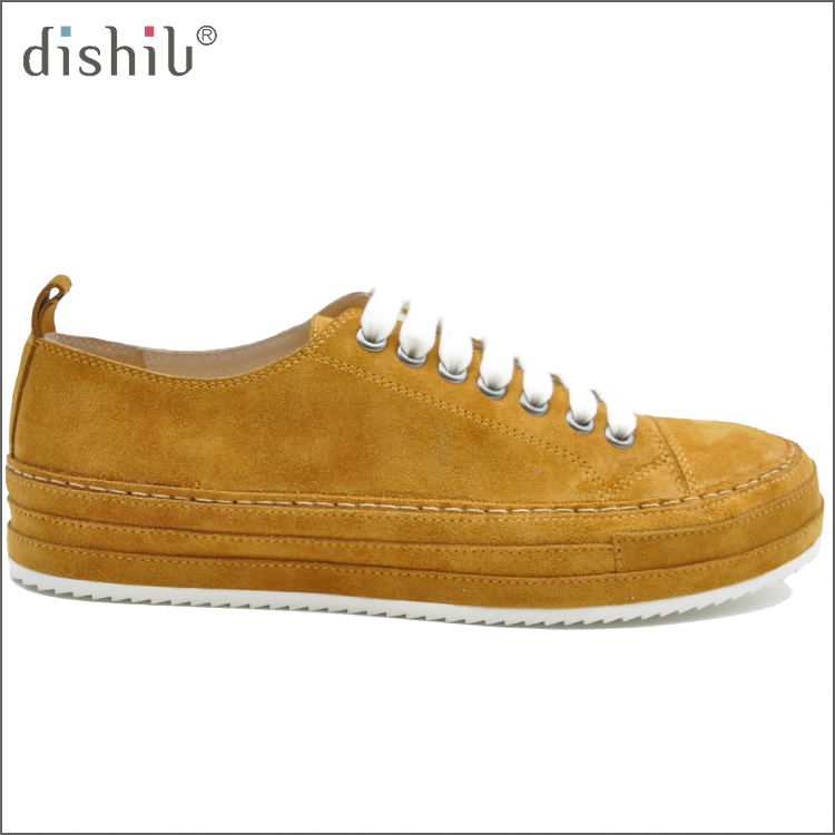 HIGH QUALITY LADIES FOOTWEAR breathable casual flat genuin leather shoes woman