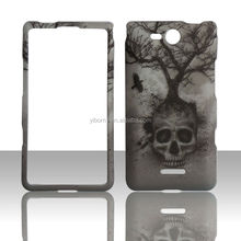 Wholesale Phone Case for LG, Skull Cell Phone Case for LG VS840