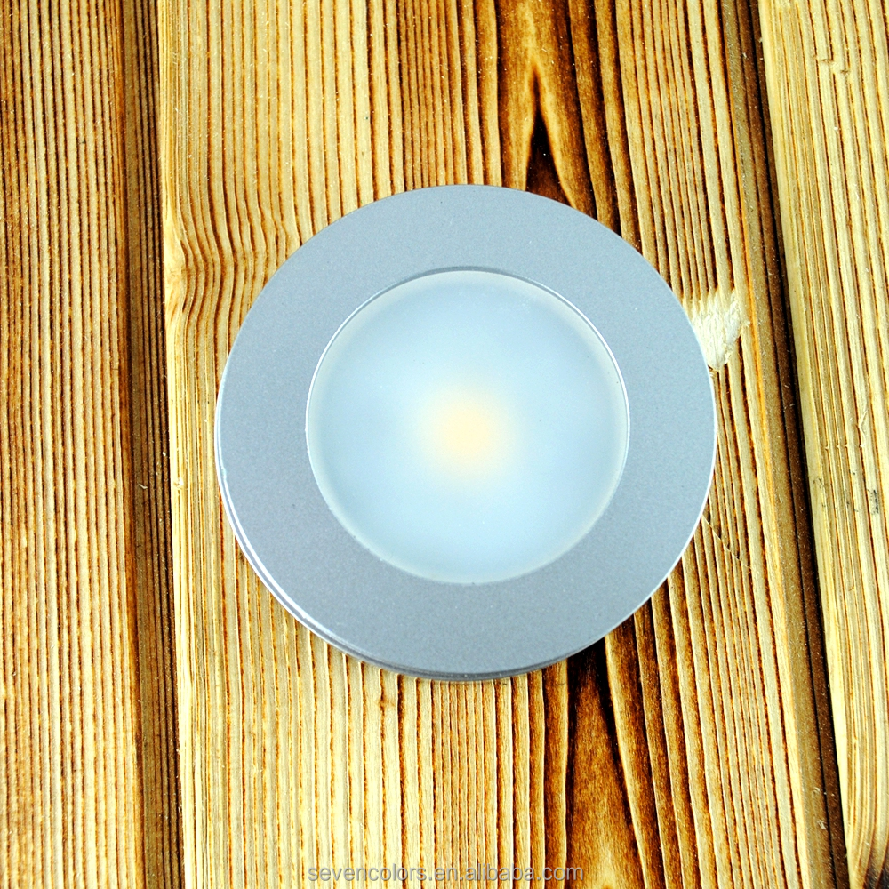 China Supplier Home Kitchen COB Cabinet Downlight Surface Mounted Led Cabinet Light Recessed (SC-A120)