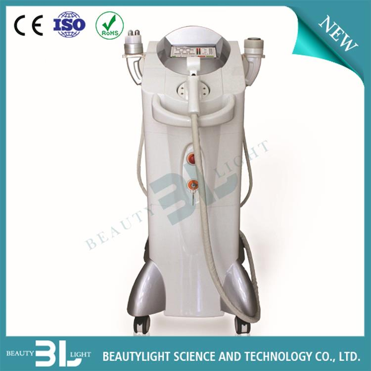 Hot Multi functional Cavitation+Vacuum+Tripolar RF slimming machine