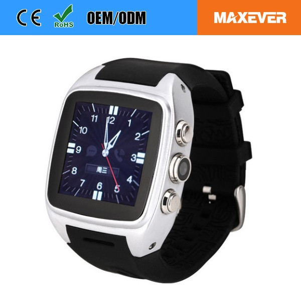 2017 Shenzhen OEM Manufacturer Android Wifi 3g Waterproof BT Best Price smart watch sync for iphone