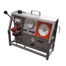 Plastic Pipe Hydrostatic And Water Pressure Testing Machine