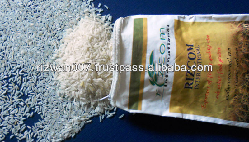 Finest Quality Pakistan Long Grain IRRI-6 5% White Rice