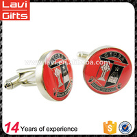 Bullet Make Custom Swank Cufflinks Value