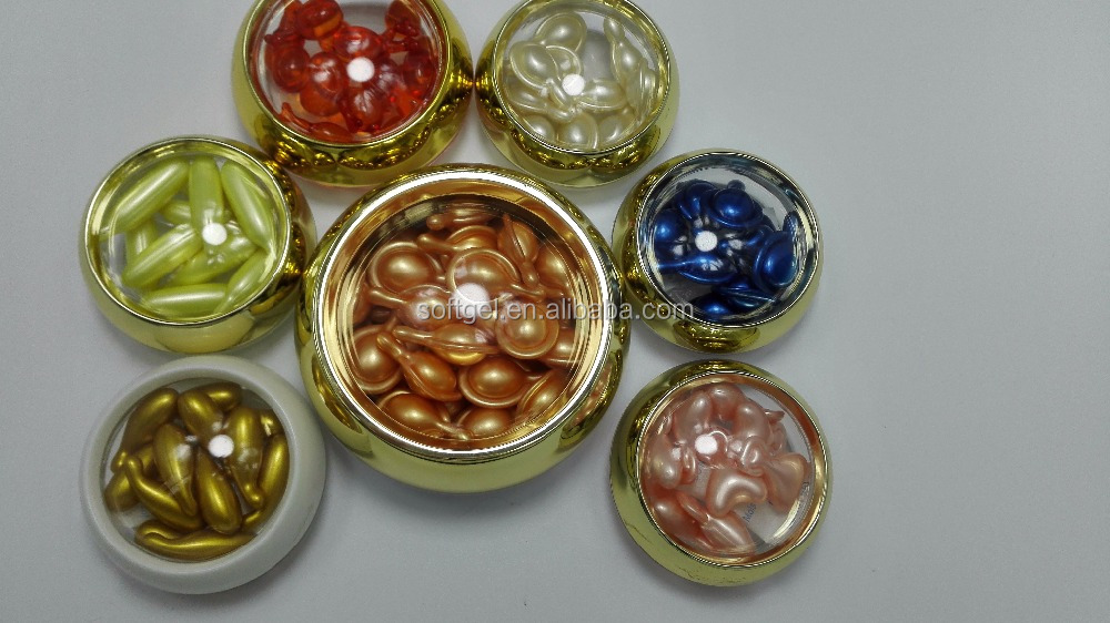 Shining & Anti-ageing conditioning Hair capsule