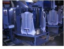 used laundry equipment:Colmac Triple Buck Shirt Press