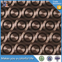 4x8 Etching stainless steel decorative sheet for wall decoration