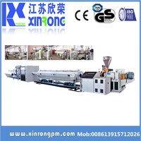 PVC pipe making machine price for electric wire cable