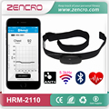 BLE Fitness Tracker Bluetooth 5.3kHz ANT+ Heart Rate Monitor Chest Strap