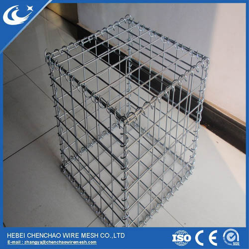 High quality hot dip galvanized welded wire mesh dog cage