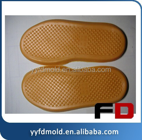 professional custom high precision plastic injection PVC shoe mould supplier