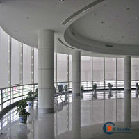 Latest design & cheap electric roller curtain design in 2013