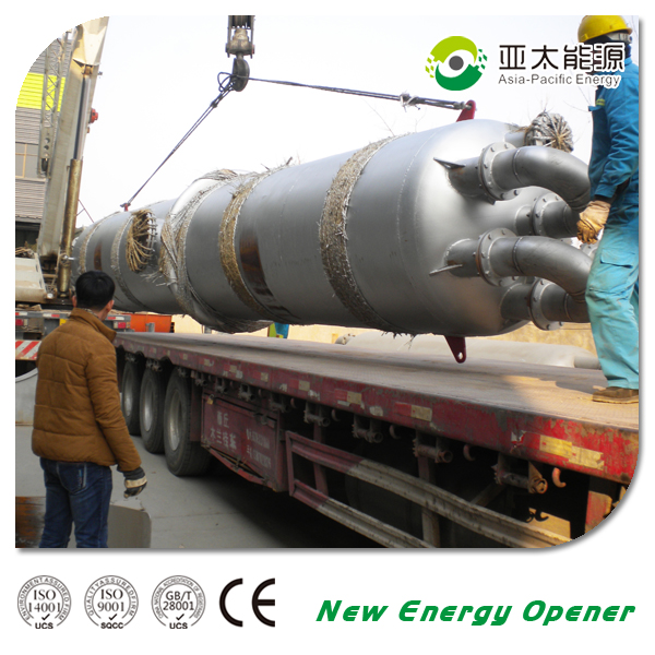 Super quality crude oil refinery equipment