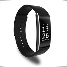 2017 Newest 0.96inch OLED display smart sport wristband fitness step fitness counter