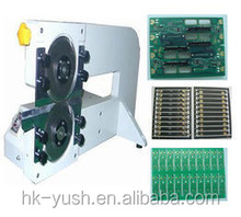 Curved FPCB cutting machine , depaneling v-cut ,SMT Assembly line for LED Board PCB Automatic cutterYSVC-1