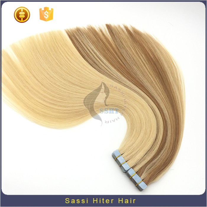 Full Cuticle 8A Best 26 Inches Tape Human Hair Extensions