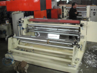 log roll rewinding machine/adhesive tape log roll rewinder/automatic tape rewinder machinery
