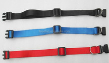 Plain Nylon Pet Dog Collar Wholesale cheap price