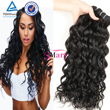 Wholesale Hair Extension Human Hair Brazilian Virgin Bundles Water Wave Dropshipping