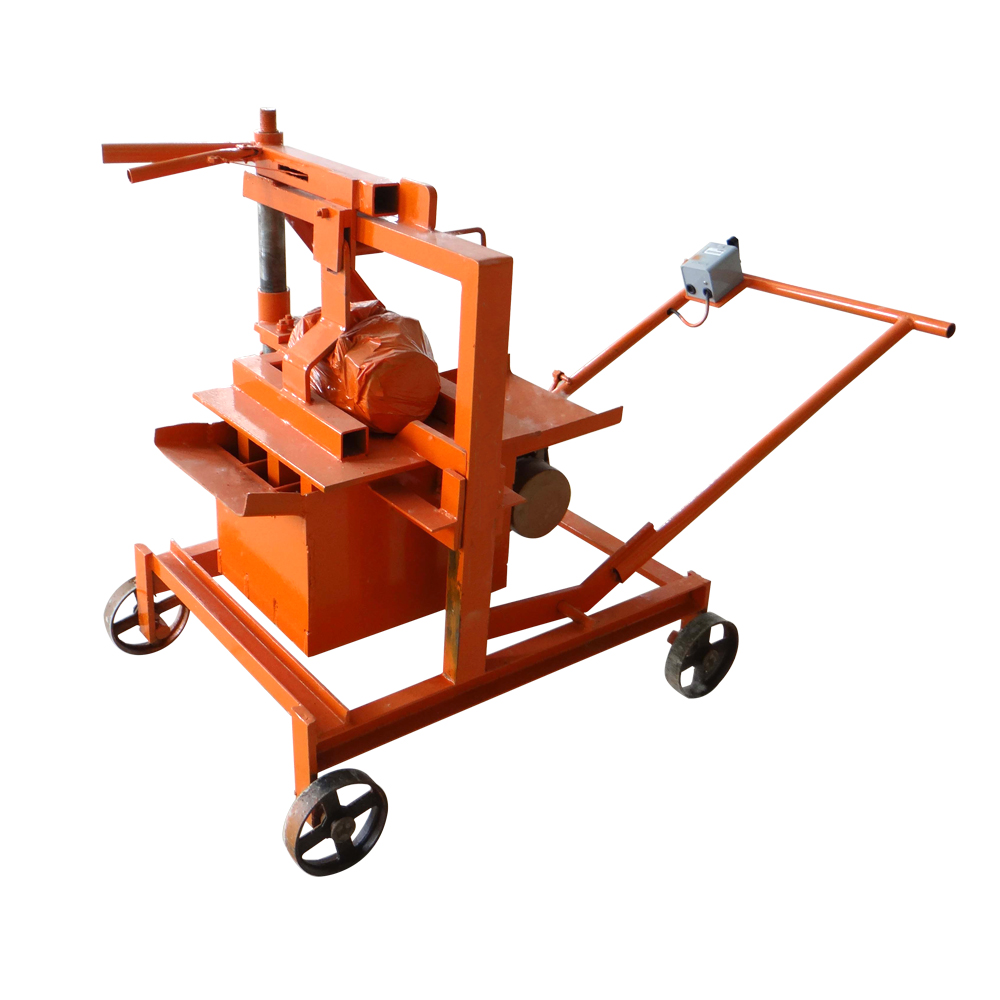 Cheap hand concrete molds block blocks making machine for sale