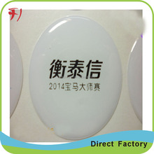 wholesale epoxy resin customized epoxy resin sticker for wood/glass/plastic surface