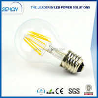 Decoracion Vintage 8W Led A60 Dimmable Filament Light
