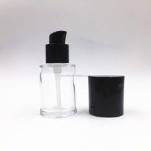 30ml foundation bottle with pump