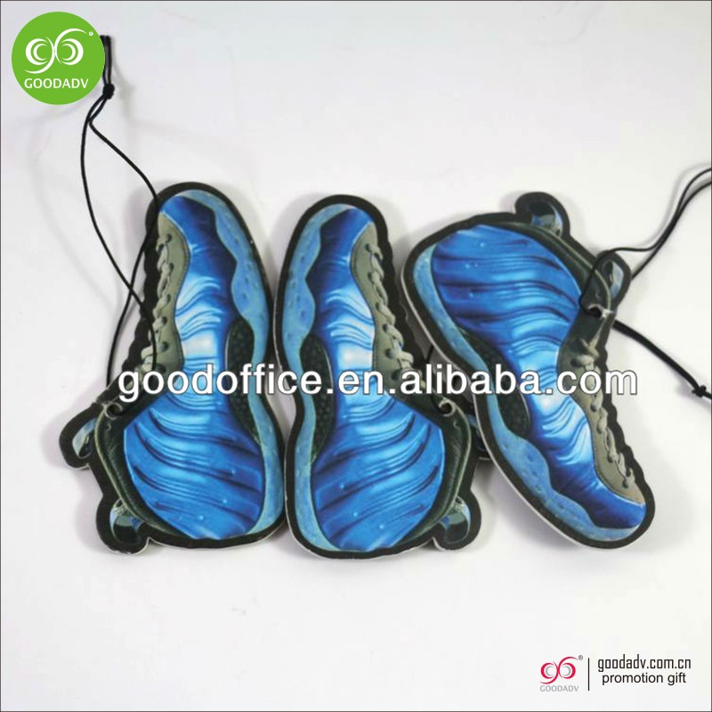Guangzhou car accessory Promotions Gift car air fresheners with own logo