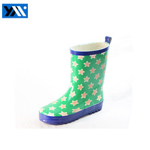 china wholesale EVA insole High quality rubber children willington gumboots rain boots