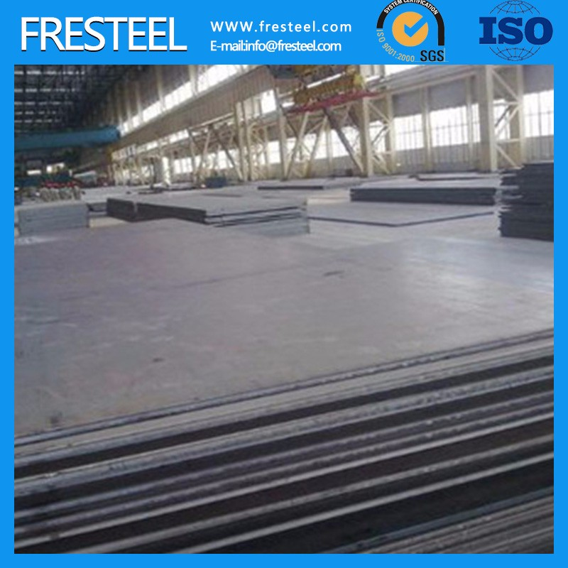 Hot rolled mild steel plate structural plate A36 SS400