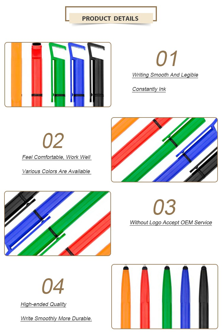 Best-Selling Cute Ballpoint Pen For Business Gift