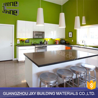 Super quality new style factory price kitchen cabinet parts paint kitchen cabinet for sale