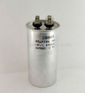 CBB65 air conditioning capacitor