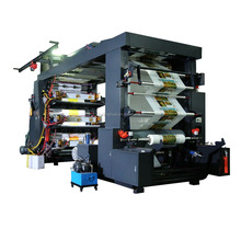 6 Color Flexo Printing Paper Roll Printing Machine In India Thermal Paper Roll Flexo Printing Press Machinery Price