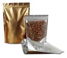 Custom printed bubble bags high quality coffee bag 250g valve/kraft paper coffee bag valve 250g 8oz with self <strong>adhesive</strong> strip
