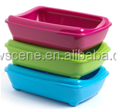 prevent splash cat sand tray