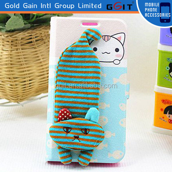 High Quality Mobile Flip Cover For Samsung S5