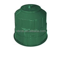 250L Large Volume Plastic Garden Compost