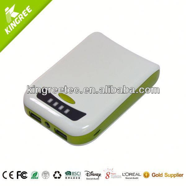 A Shenzhen Mobile Power Supply/Lithium 18650 battery chargers